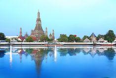 Bangkok, Tower, Building, Travel, Viajes, Computer Case, Buildings, Towers, Trips