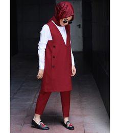 Simple Hijab, Casual Hijab Outfit, Hijab Chic, Hijab Dress, Muslim Fashion, Modest Fashion, Hijab Fashion, Muslim Girls, Muslim Women