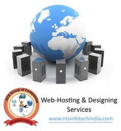 Web Hosting services –NTS Infotech view more @ http://www.ntsinfotechindia.com/