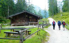 Die Grassl Enzian-Brennhütten im Nationalpark Berchtesgaden - Berchtesgadener Land Blog