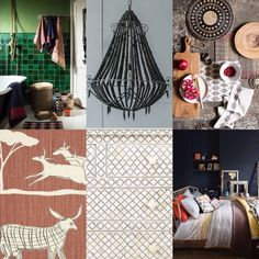 Read about AW16 Global Fusion interiors trends on my blog: www.chariswhite.com.
