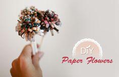 Heart Handmade UK: Flower Tutorials Directory | Blog Birthday Celebrations