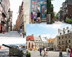 Travel // Quebec with Kids-- Our trip to Quebec City. Also a round-up of kid-friendly activities and restaurants.