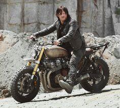 Daryl #TWD S6E01