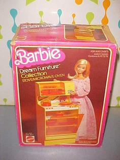 Barbie Dream Furniture Collection - Stove