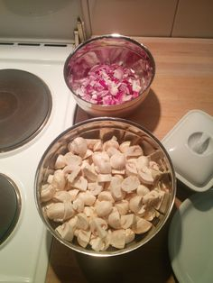 Pilz/Zwiebelpfanne