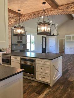 100 Stunning Farmhouse Kitchen Ideas on A Budget (38)