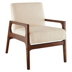Windson Wood Arm Chair - Threshold™ : Target