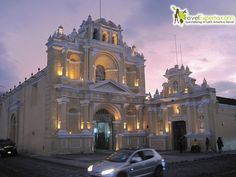 Travel To Antigua Guatemala for a Trip to the Past