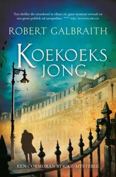 Koekoeksjong - Robert Galbraith - currently reading