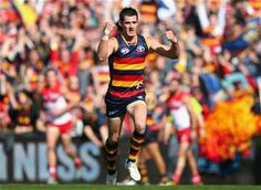 Not only is it Anzac Day, not only is the big Essendon vs Collingwood clash being played but Taylor Walker has bookmarked it as his return d...