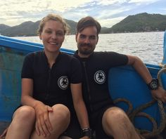 Day 51 - Koh Tao. Finished our last two dives in the open water diving course  Feeling great. #latergram #roctopusdive #roctopussi #travel #travelblog #willtherebewifi #rtw #rtwtravel