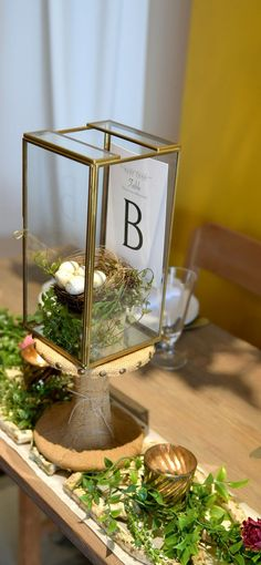 It is not only candle inside lantern. So many ideas you can spend a time how it looks. Terrarium, Lanterns, Candle Holders, Candles, Canning, Weeding, Home Decor, Ideas, Terrariums