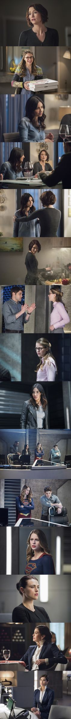 Promo pics for Supergirl 2x19! I am so excited for this one! Finally we are going to get another Sanvers centered episode and it is gonna be awesome to see Kara and Maggie team up!