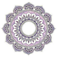 Mandala Design by Jonathan Bell Henna Mandala, Mandala Tattoo, Mandala Art, Arm Tattoo, Rangoli Patterns, Zentangle Patterns, Zentangles, Mandala Pattern, Mandala Design