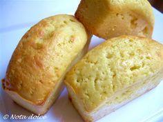 Mini-plumcake con philadelphia