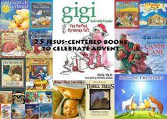 25 Christ-Centered Christmas Books for Advent