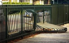 Creative Playground Fence Designs by Tejo Remy