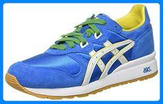 Asics Unisex-Erwachsene Gel-Epirus Sneaker, Blau/Weiß, EU for sale Unisex, Partner, Best Deals, Sneakers, Link, Shoes, Fashion, Self, Asics Shoes