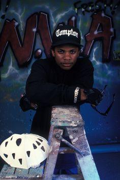 Eric Eazy E Wright   Black African & Beautiful