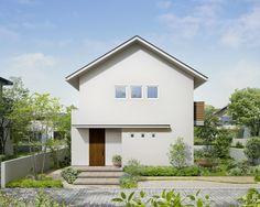 外観|mamato(ママト)|住友林業の子育て住宅・家事動線を重視した家