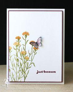 FM219 Wild About Summer Flowers by RunningwScissorsStamper