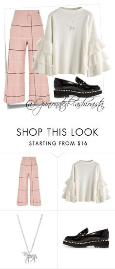 A fashion look from December 2017 featuring white ruffle shirt, tall pants and kohl shoes. Browse and shop related looks. Tall Pants, Ruffle Shirt, Fancy Pants, River Island, Fashion Looks, Ootd, Polyvore, Shirts, Shopping