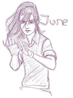 June! Love it!