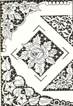 New Embroidery Patterns Redwork Coloring 64 Ideas New Embroidery Designs, Embroidery Hoop Crafts, Cutwork Embroidery, Embroidery Monogram, White Embroidery, Vintage Embroidery, Embroidery Stitches, Embroidery Patterns, Wedding Embroidery