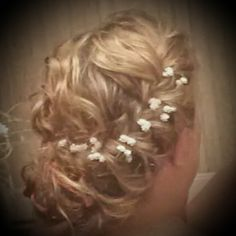 Hair by Amy Alesia. Pin Up Salon 443 674-8160