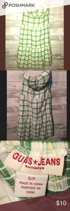 GUESS Sundress✨ Cute for summer hardly ever worn super cute.✨ Guess Dresses