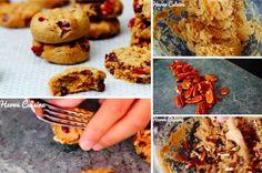 De délicieux cookies vegan au chocolat et beurre de cacahuète - La Recette