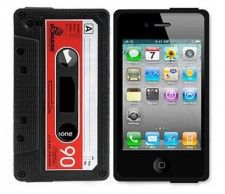 Cassette iPhone cover