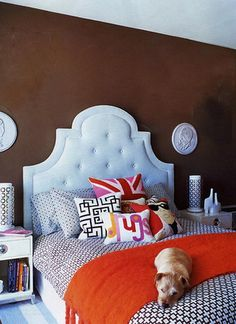 A Jonathan Adler #bedroom: so stylish