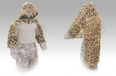 Crye Precision – Compact Assault Ghillie more details at http://www.operator7airsoft.com/?p=4069