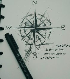 Viking Compass Tattoo, Nautical Compass Tattoo, Small Compass Tattoo, Compass Tattoo Design, Design Tattoo, Tattoo Designs Men, Time Tattoos, Star Tattoos, Skull Tattoos