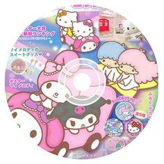 sanrio disc   anime disc