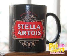 Caneca Stella Artois