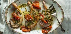 Make marinated pork chops tonight.