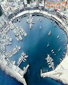 Μικρολιμανο Πειραιας, Mikrolimano, Piraeus, Greece
