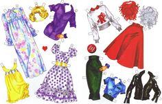 Grease Paper Doll - Katerine Coss - Picasa Web Albums