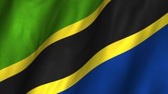 Flag of Tanzania🔹♦️🔹More Pins Like This At FOSTERGINGER @ Pinterest 🔹♦️🔹