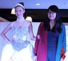 UCSI University students sweep prizes at the KSL bridal competition cum exhibition Recently, a bridal competition cum exhibition was held at KSL City Mall and Hotel (KSL) – themed 'Victorian High Tea Time' – and was the ideal platform for students from UCSI University's De Institute of Art and Design (DIAND) to express their creativity through stunning wedding designs. Prom Dresses, Formal Dresses, High Tea, Wedding Designs, Tea Time, Mall, Competition, Creativity, University