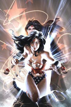 Wonder Woman No. 609 by *AlexGarner on deviantART