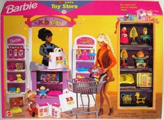 1998 Barbie K*B Toys Toy Store Playset 1998 (New)