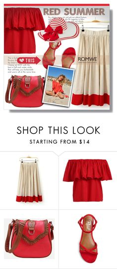 """""""Romwe 9"""" by e-mina-87 ❤ liked on Polyvore featuring Revel"""