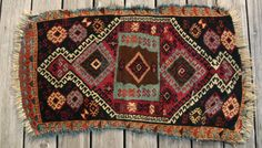 Kurdish yastik, antique
