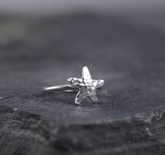 Starfish toe ring Toe rings Gifts under 25 Beach by HapaGirls, $22.00
