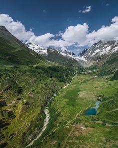 Lötschental - Valais,  #lötschental #fafleralp #nature #rauh #mountain #landscape #swiss #swisslover #loveswitzerland #valais #wallis… Wallis, Beautiful Scenery, Land Scape, Mountains, Nature, Travel, Collection, Naturaleza, Viajes