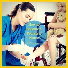 Can i be a pediatric nurse if i major in child development?